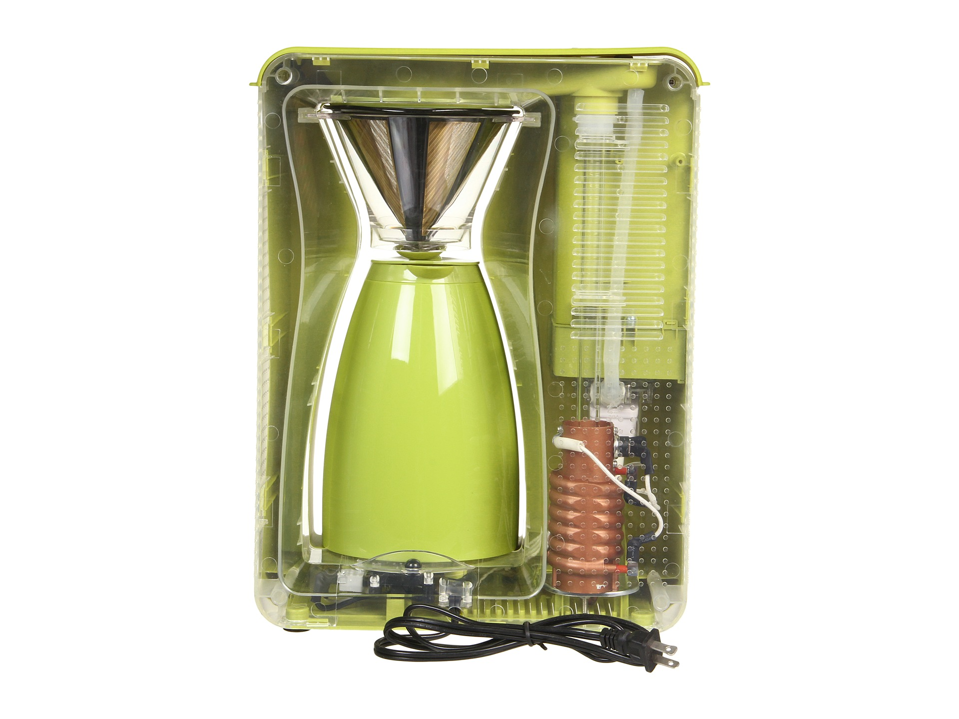 Bodum Bistro Pour Over Electric Coffee Maker Green Shipped Free at Zappos