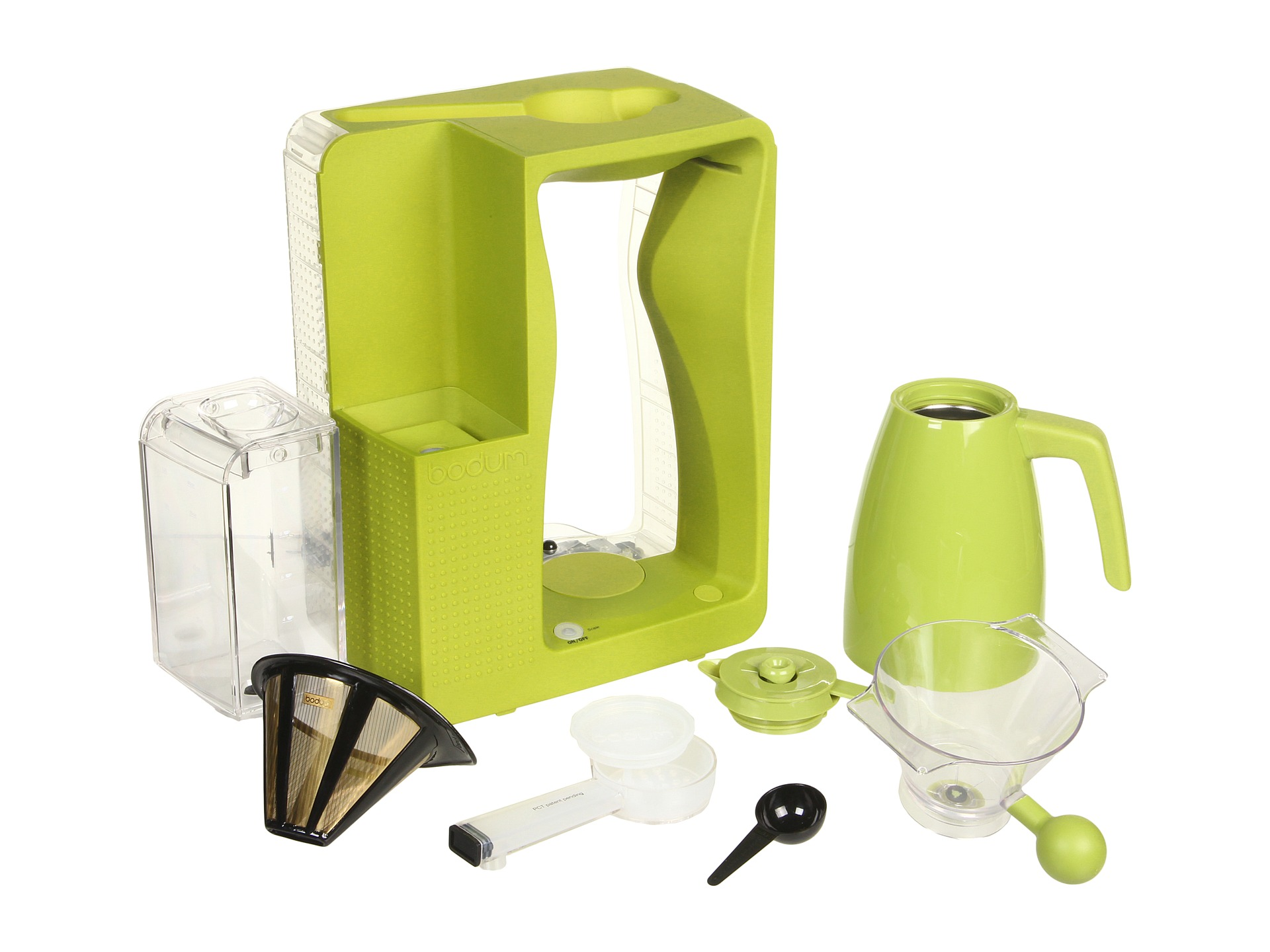 Bodum Bistro Pour Over Electric Coffee Maker : Bodum Bistro Pour Over Electric Coffee Maker Green Shipped Free at Zappos