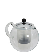 Bodum - AssamTea Press with Glass Handle and Stainless Steel Lid - 34 oz.