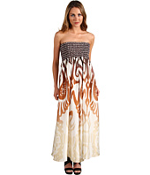 Twelfth Street by Cynthia Vincent - Shirred Midi with Removable Straps