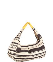 BCBGeneration - Regina Printed Canvas Hobo
