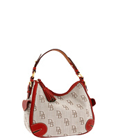 Dooney & Bourke - Florentine Side Pocket Hobo