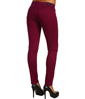 AG Adriano Goldschmied - Stilt Cigarette Leg Stretch Sateen in Mulberry