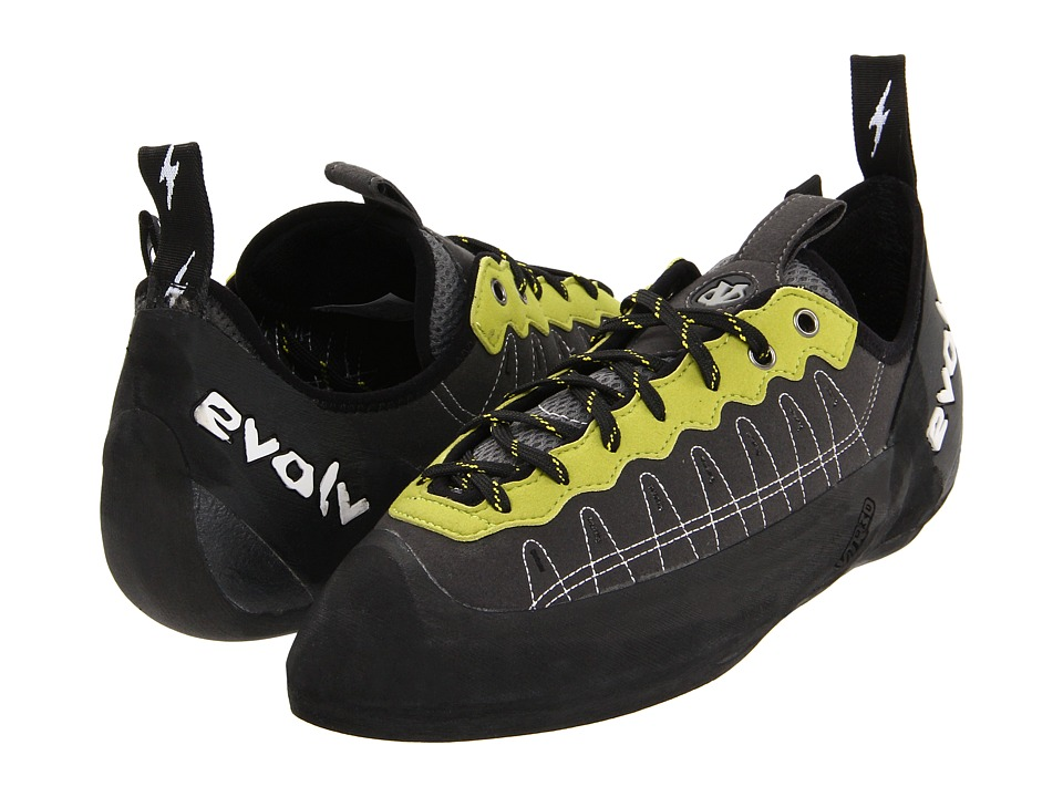 EVOLV Defy Lace Charcoal/Lime Mens Shoes