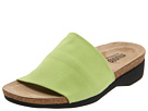 Munro American - Aquarius (Lime Stretch Fabric) - Footwear