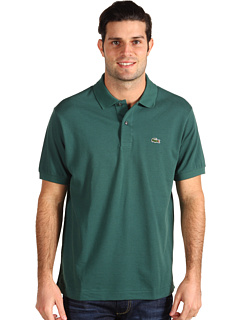 Lacoste - Classic Pique Polo Shirt (Dandelion Stem Green) - Apparel