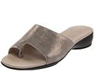 Munro American - Elise (Stone Shimmer Suede) - Footwear
