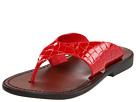 Munro American - Hera (Red Patent Croc) - Footwear