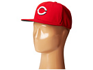 New Era Authentic Collection 59Fifty Cincinnati Reds (Home/Road)
