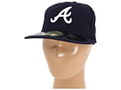 New Era Authentic Collection 59FIFTY Atlanta Braves (Road)