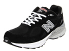 New Balance M990 Black Shoes