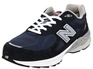 New Balance M990 Navy Shoes