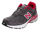 New Balance W990 Grey, Pink Shoes