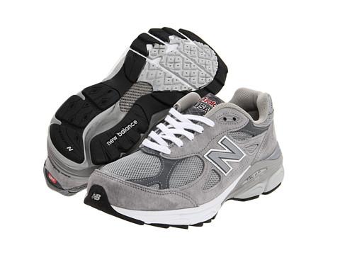 New Balance W990v3 - Grey