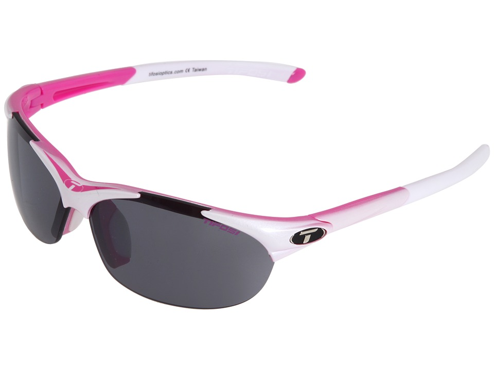 Tifosi Optics - Wisptm Interchangeable (Race Pink/Smoke/AC Red/Clear Lens) Sport Sunglasses