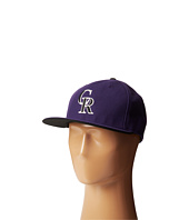 New Era - Authentic Collection 59Fifty - Colorado Rockies