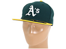 New Era Authentic Collection 59FIFTY Oakland Athletics (Home)