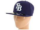 New Era Authentic Collection 59FIFTY Tampa Bay Rays (Home/Road)