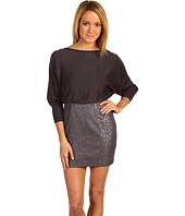 Jessica Simpson - Batwing Twofer Dress