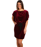 Jessica Simpson - Velvet Batwing Dress