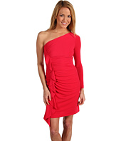 Jessica Simpson - One Sleeve Ruched Dress