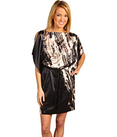 Jessica Simpson - Printed Batwing Dress