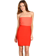 BCBGMAXAZRIA - Alyona Colorblock Bandage Dress