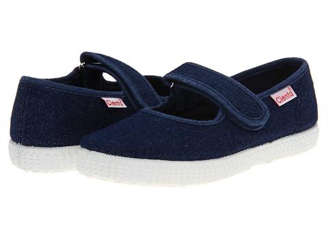 Cienta Kids Shoes 5600031 (Infant/Toddler/Little Kid/Big Kid) - Denim