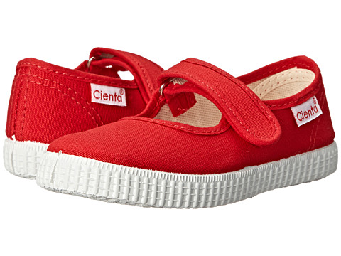 Cienta Kids Shoes 5600002 (Infant/Toddler/Little Kid/Big Kid) - Red
