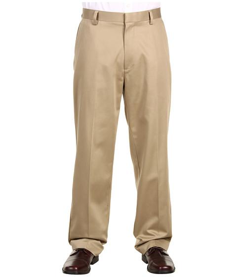 Dockers Men's Never-Iron™ Essential Khaki D3 Classic Fit Flat Front Pant