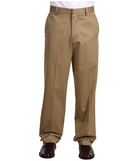 Dockers Men's Signature Khaki D4 Relaxed Fit Flat Front