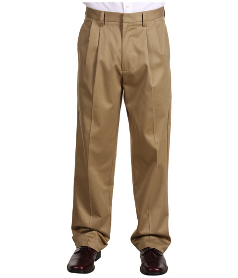 Dockers Men's Signature Khaki D4 Relaxed Fit Pleated