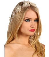 Jane Tran - Chiffon Flower Garland Headband