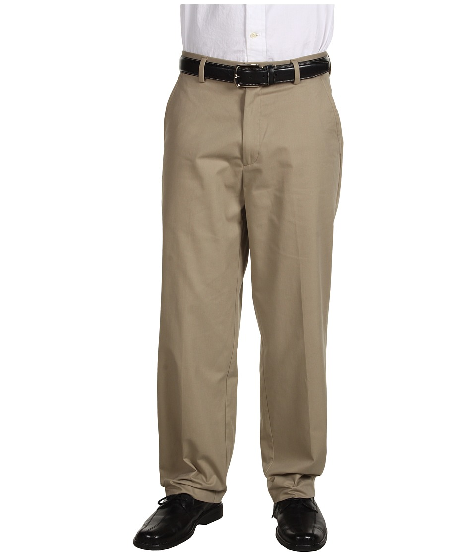 Dockers - Easy Khaki D3 Classic Fit Flat Front (British Khaki) Mens Casual Pants