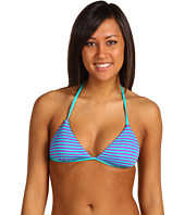 Splendid - Malibu Stripe Triangle Bra Top