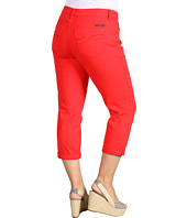 DKNY Jeans - Plus Size Soho Cropped Skinny in Guava