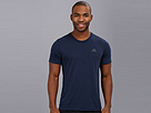 adidas - CLIMA Ultimate Tee (Collegiate Navy/Dark Shale)