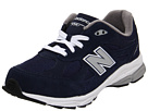 New Balance Kids KJ990G Big Kid Navy Shoes