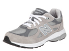 New Balance Kids KJ990G Big Kid Grey Shoes