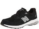 New Balance Kids KJ990G Big Kid Black Shoes