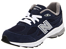 New Balance Kids KJ990P Little Kid Navy Shoes