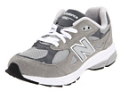 New Balance Kids KJ990P Little Kid Grey Shoes