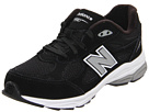 New Balance Kids KJ990P Little Kid Black Shoes