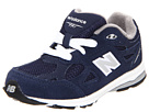 New Balance Kids KJ990I Infant, Toddler Navy Shoes