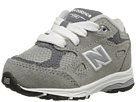 New Balance Kids KJ990I Infant, Toddler Grey Shoes