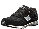 New Balance Kids KJ990I Infant, Toddler Black Shoes
