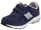 New Balance Kids KV990P Little Kid Navy Shoes