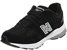 New Balance Kids KV990P Little Kid Black Shoes