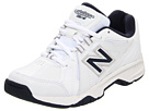 New Balance Kids KX624Y Little Kid, Big Kid White, Navy Shoes