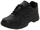 New Balance Kids KX624Y Little Kid, Big Kid Black Shoes
